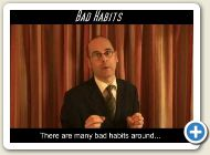 Learning English-Lesson Twenty Three (Faults and Bad Habits)